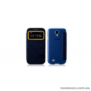 Momax Flip View Case for Samsung Galaxy S4 (i9500) Dark Blue