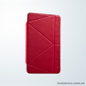 Momax The Core Foldable Smart Cover for iPad Mini / Mini 2 - Red
