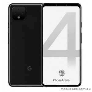 Tempered Glass Screen Protector for GooglePixel 4  BLK