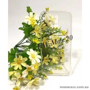 TPU  Huawei  Mate 20   Clear