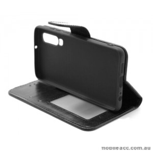 Wallet Pouch Huawei P30   BLK