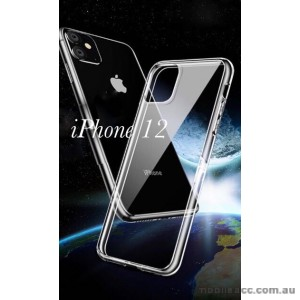 3M Anti Shock Heavy Duty TPU PC Case Cover For iPhone 12 6.1inch  Ultra Clear