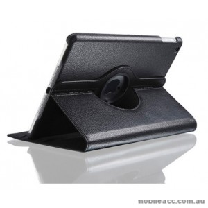 360 Degree Rotating Case for Apple iPad 10.2 inch 2019  Black