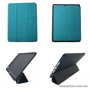 Foldable Magnetic Smart Cover for Apple iPad 10.2 inch 2019  Green