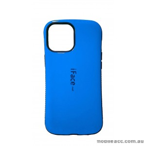 ifaceMall Anti-Shock Case For iPhone 13 6.1inch  Blue