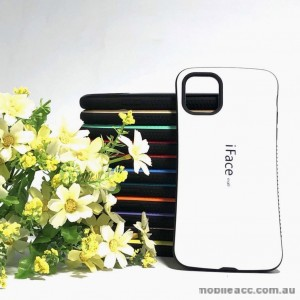 ifaceMall  Anti-Shock Case For iPhone 12 6.7inch  White