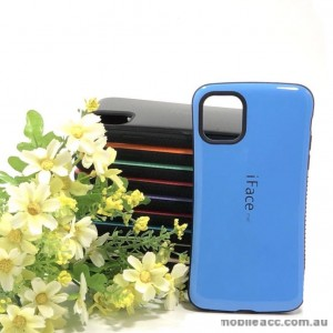 ifaceMall  Anti-Shock Case For iPhone 12 6.7inch  Blue