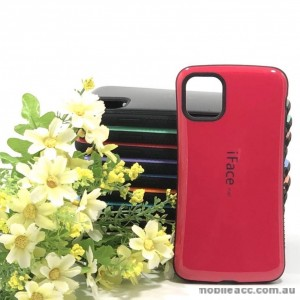 ifaceMall  Anti-Shock Case For iPhone 12 6.7inch  Hotpink