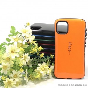 ifaceMall  Anti-Shock Case For iPhone 12 6.7inch  Orange