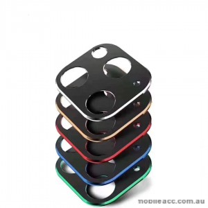 Aluminium Alloy Frame Camera Lens Protector For iPhone11  6.1' Green