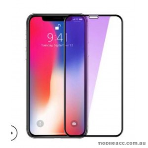 Full ink Tempered Glass Screen Protector For iPhoneXR / iPhone11 6.1'  BLK