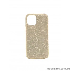 Bling Simmer TPU Gel Case For iPhone 11 6.1 inch  Gold