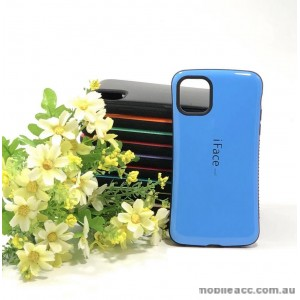 IfaceMall  Anti-Shock Case for iPhone 11 Pro 5.8'  Blue