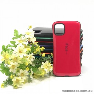 IfaceMall  Anti-Shock Case for iPhone 11 Pro 5.8'  Hot Pink
