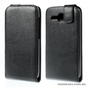 Vertical Magnetic Flip Leather Case Cover for Huawei Ascend Y600