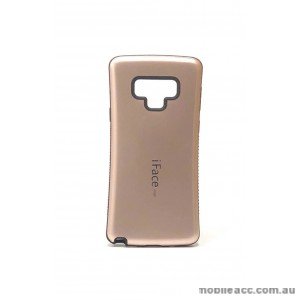 Iface Anti-Shock Case forSamsung  Note 9  Gold