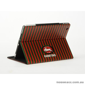 NRL Licensed South Sydney Rabbitohs PU Leather Case for iPad 2/3/4