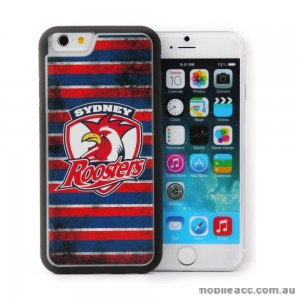 Licensed NRL Sydney Roosters Back Case for iPhone 6/6S - Grunge