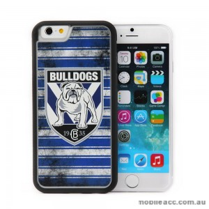 Licensed NRL Canterbury-Bankstown Bulldogs Back Case for iPhone6+/6S+