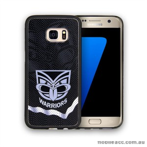 Licensed NRL New Zealand Warriors Grunge Jersey TPU PC 3D Case for Samsung Galaxy S7 Edge