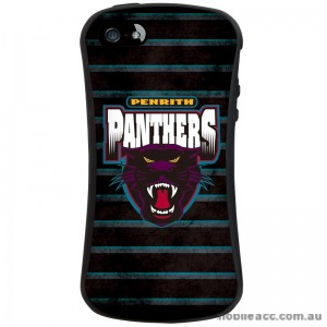 NRL Licensed Penrith Panthers Shockproof  iface Case for iPhone 5/5S