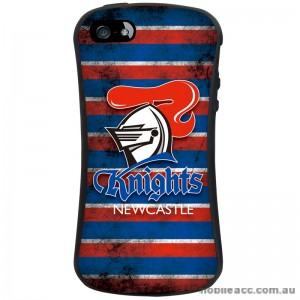 NRL Licensed Newcastle Knights iFace Shockproof Case for iPhone 5/5S