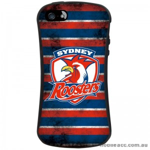 NRL Licensed Sydney Roosters iFace Shockproof Case for iPhone 5/5S