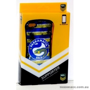 NRL Licensed Parramatta Eels Shockproof iFace Case for iPhone 5/5S