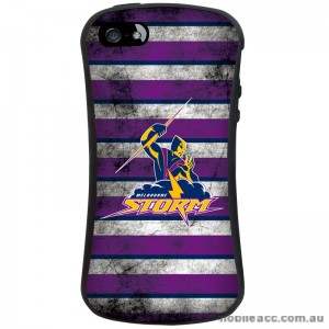 NRL Licensed Melbourne Storm Shockproof iFace Case for iPhone 5/5S