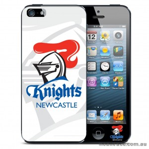 NRL Licensed Newcastle Knights Watermark Back Case for iPhone 5/5S
