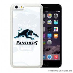Licensed NRL Penrith Panthers Back Case for iPhone 6/6S - White