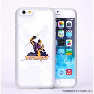 Licensed NRL Melbourne Storm Back Case for iPhone 6/6S - White