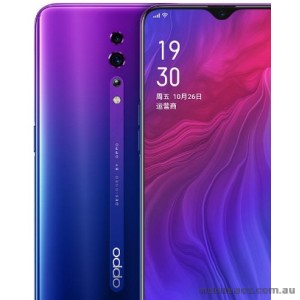Tempered Glass Screen Protector for Oppo  Reno Z 4G BLK
