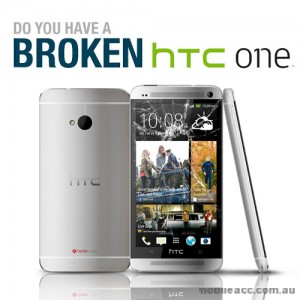 Mail-in Repair Service for HTC One M7