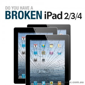 Mail-in Repair Service for iPad 2 3 4
