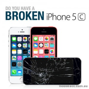 Mail-in Repair Service for iPhone 5C
