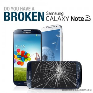 Mail-in Repair Service for Samsung Galaxy Note 3