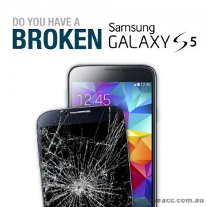 Mail-in Repair Service for Samsung Galaxy S5