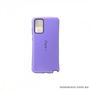 ifaceMall  Anti-Shock Case For Samsung Note 20  6.7inch  Purple