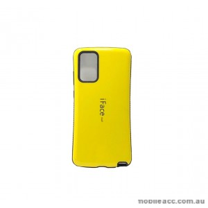 ifaceMall  Anti-Shock Case For Samsung Note 20  6.7inch  Yellow