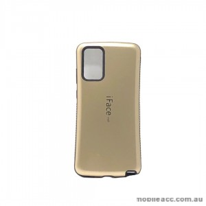 ifaceMall  Anti-Shock Case For Samsung Note 20  6.7inch  Gold
