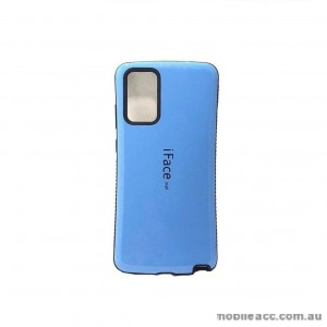 ifaceMall  Anti-Shock Case For Samsung Note 20  6.7inch  Sky Blue