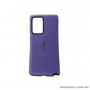 ifaceMall  Anti-Shock Case For Samsung Note 20 Ultra 6.9inch  Purple