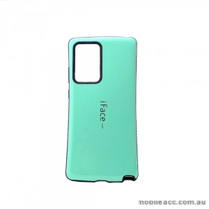 ifaceMall  Anti-Shock Case For Samsung Note 20 Ultra 6.9inch  Mint Green