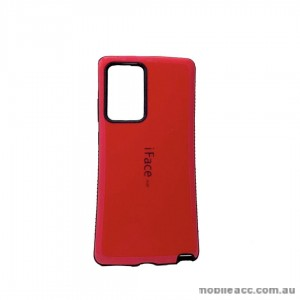 ifaceMall  Anti-Shock Case For Samsung Note 20 Ultra 6.9inch  Hotpink