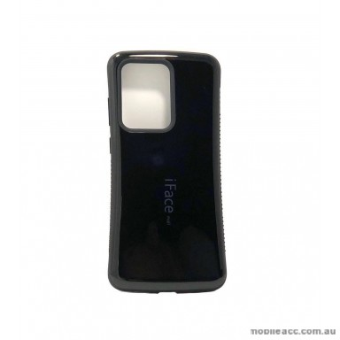 IfacMall  Anti-Shock Case For Samsung S20  Plus 6.7 inch  Black