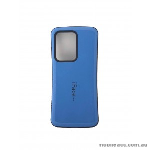 IfacMall  Anti-Shock Case For Samsung S20  Plus 6.7 inch  Blue