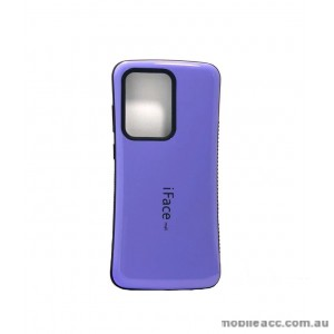 IfacMall  Anti-Shock Case For Samsung S20  Plus 6.7 inch  Purple