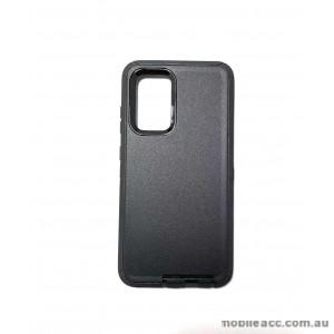 Anti Shockproof Heavy Duty  Case For Samsung A52 5G  Black