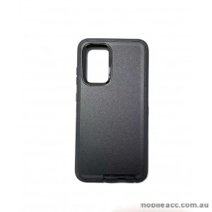 Anti Shockproof Heavy Duty  Case For Samsung A72 5G  Black